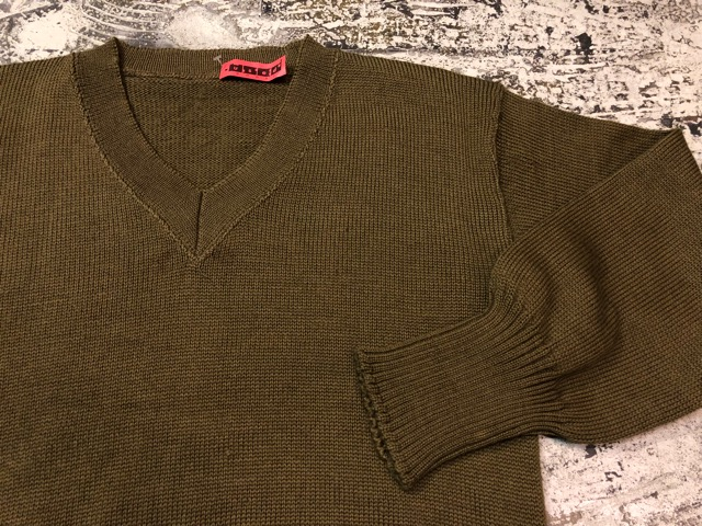 10月3日(水)大阪店冬物ヴィンテージ入荷!#10 U.S.Army編!!~30\'s Military Beacon Blanket by Champion Knitwear Mills!!_c0078587_3494737.jpg