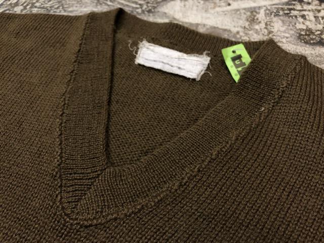 10月3日(水)大阪店冬物ヴィンテージ入荷!#10 U.S.Army編!!~30\'s Military Beacon Blanket by Champion Knitwear Mills!!_c0078587_3505318.jpg