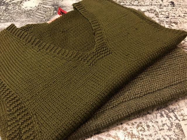 10月3日(水)大阪店冬物ヴィンテージ入荷!#10 U.S.Army編!!~30\'s Military Beacon Blanket by Champion Knitwear Mills!!_c0078587_3512510.jpg
