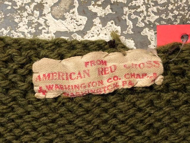 10月3日(水)大阪店冬物ヴィンテージ入荷!#10 U.S.Army編!!~30\'s Military Beacon Blanket by Champion Knitwear Mills!!_c0078587_3514661.jpg