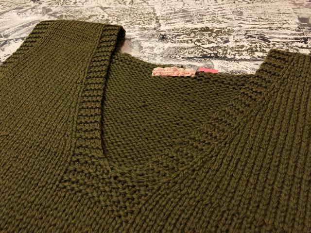10月3日(水)大阪店冬物ヴィンテージ入荷!#10 U.S.Army編!!~30\'s Military Beacon Blanket by Champion Knitwear Mills!!_c0078587_3515880.jpg