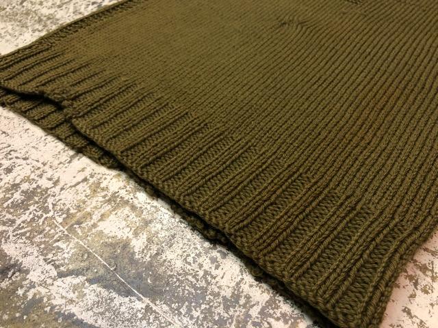 10月3日(水)大阪店冬物ヴィンテージ入荷!#10 U.S.Army編!!~30\'s Military Beacon Blanket by Champion Knitwear Mills!!_c0078587_3521089.jpg