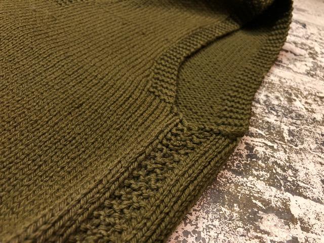 10月3日(水)大阪店冬物ヴィンテージ入荷!#10 U.S.Army編!!~30\'s Military Beacon Blanket by Champion Knitwear Mills!!_c0078587_352453.jpg