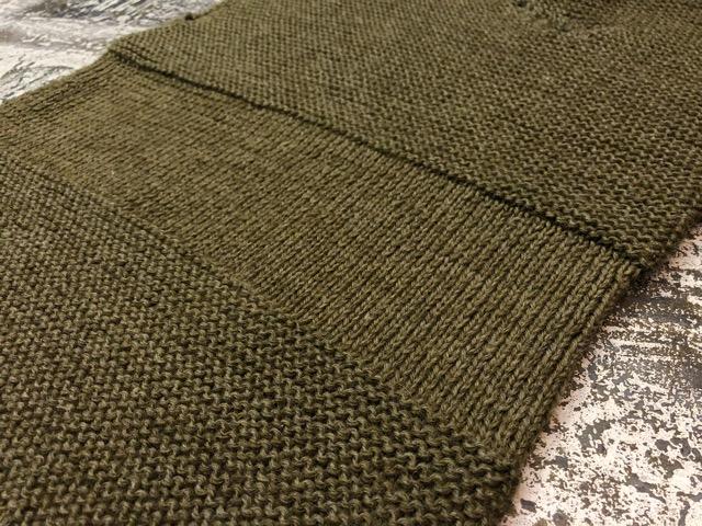 10月3日(水)大阪店冬物ヴィンテージ入荷!#10 U.S.Army編!!~30\'s Military Beacon Blanket by Champion Knitwear Mills!!_c0078587_3531361.jpg