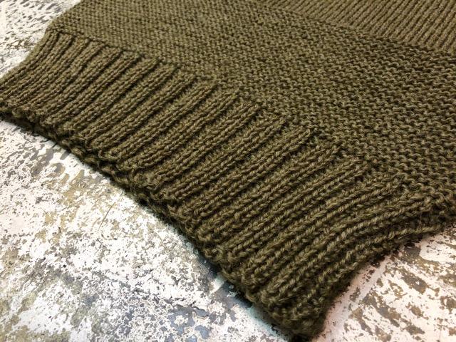 10月3日(水)大阪店冬物ヴィンテージ入荷!#10 U.S.Army編!!~30\'s Military Beacon Blanket by Champion Knitwear Mills!!_c0078587_3532092.jpg