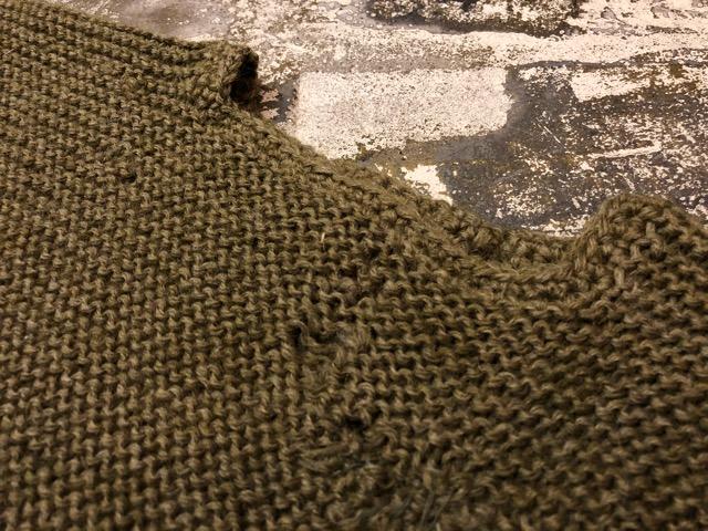 10月3日(水)大阪店冬物ヴィンテージ入荷!#10 U.S.Army編!!~30\'s Military Beacon Blanket by Champion Knitwear Mills!!_c0078587_353418.jpg