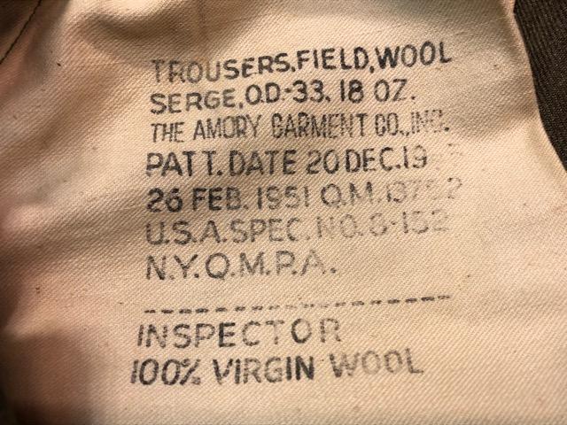 10月3日(水)大阪店冬物ヴィンテージ入荷!#10 U.S.Army編!!~30\'s Military Beacon Blanket by Champion Knitwear Mills!!_c0078587_355283.jpg