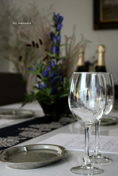 ワイン&テーブル会  ~シャンパンアフタヌーンティー その1~_c0364500_05423276.jpg