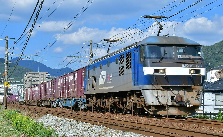 広島地区山陽本線(2) 貨物列車の状況_a0251146_21423967.jpg