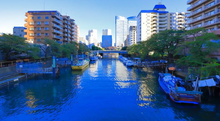 10月01日朝潮運河で観た景観_a0150260_19474174.jpg