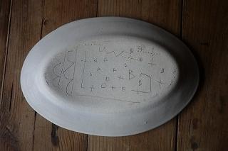 bonoho(ボノホ)佐藤尚理(さとうなおみち)さんの陶展 at  hakutoya  sasayama_f0226293_10460876.jpg
