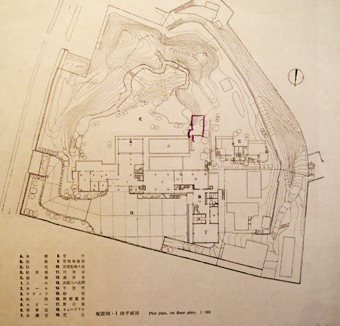 国際文化会館の建築_c0195909_10311306.jpg