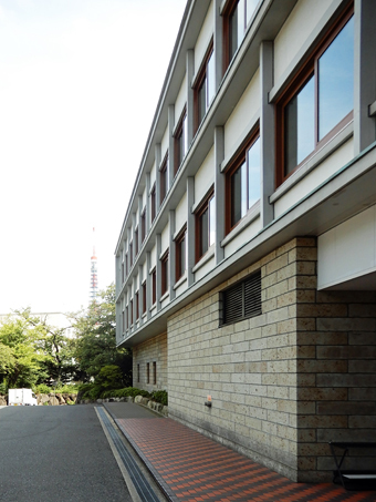 国際文化会館の建築_c0195909_10330566.jpg