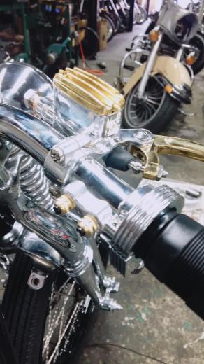 今日のgeemotorcycles は!10/11_a0110720_20332595.jpg
