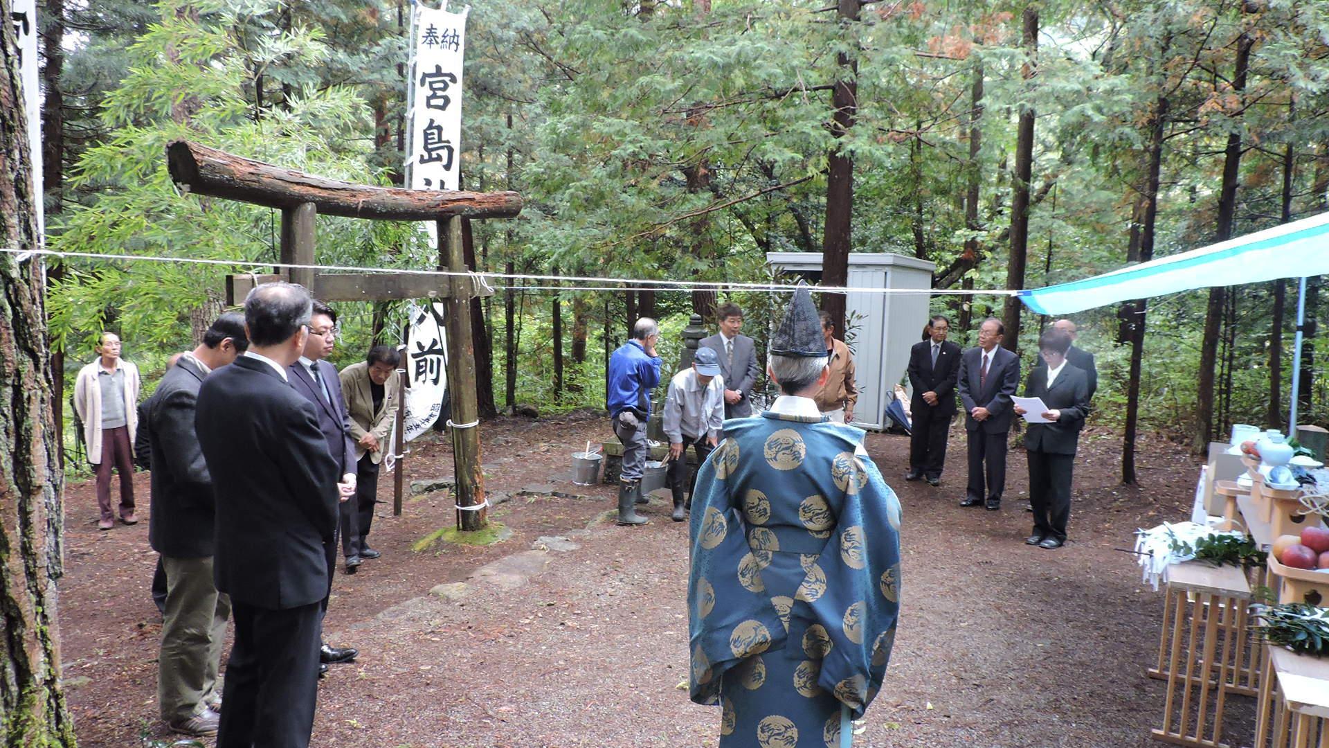 ☆今年も「宮島神社祭」が執り行われます☆_e0020051_15264136.jpg