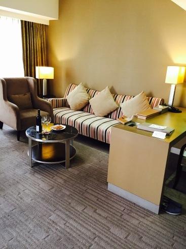 台北旅行 20 今回もホテルはシティスイーツ(城市商旅 南西館)_f0054260_11033222.jpg