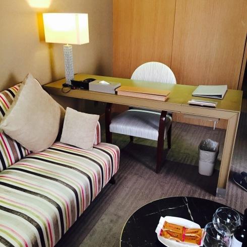 台北旅行 20 今回もホテルはシティスイーツ(城市商旅 南西館)_f0054260_11040224.jpg