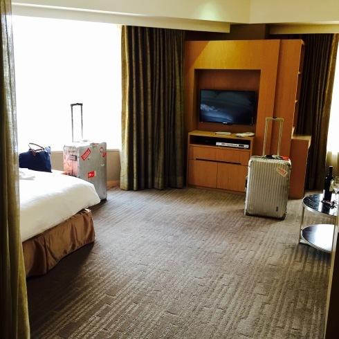 台北旅行 20 今回もホテルはシティスイーツ(城市商旅 南西館)_f0054260_11042318.jpg