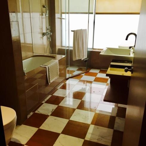 台北旅行 20 今回もホテルはシティスイーツ(城市商旅 南西館)_f0054260_11053620.jpg