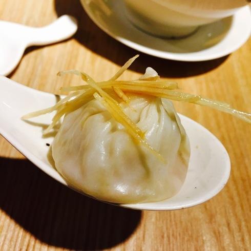 台北旅行 21 美味しさ再び!「杭州小籠湯包」 民生東路店をリピ♪_f0054260_17004219.jpg