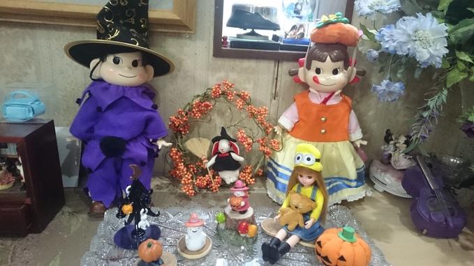 ハロウィンね☆_e0040673_8281245.jpg