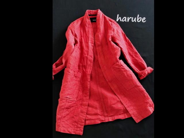 赤のコートは_a0152283_08340543.jpg