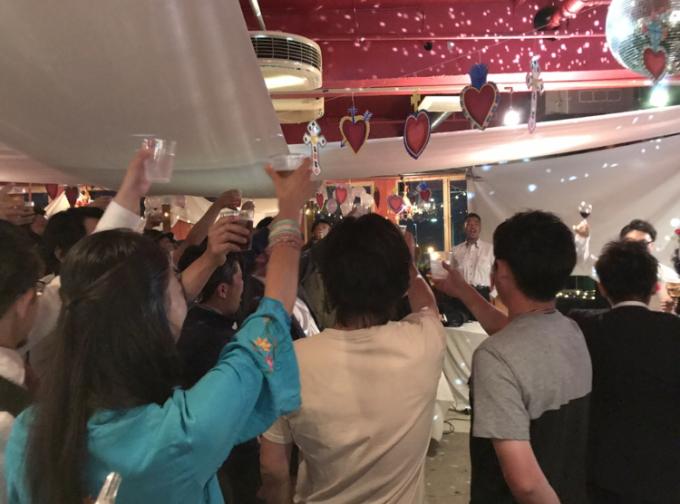 オッパーラでウェディングパーティー!貸切パーティー!!成人式などOK!!!貸切にして沢山の仲間と楽しい時間を過ごせます。_d0106911_23471555.jpg