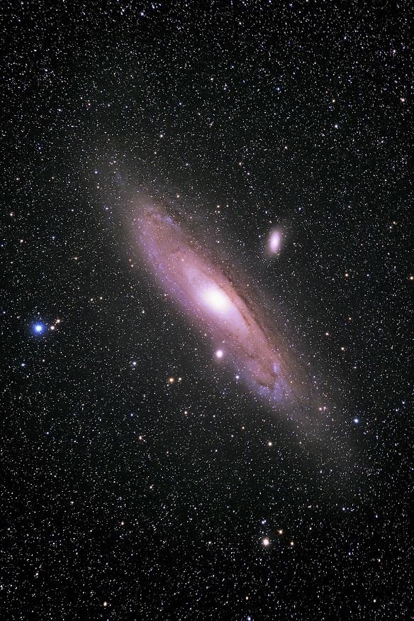135mmによる9月28日のジャコビニ・チンナー彗星とM31の再処理_e0344621_19460911.jpg
