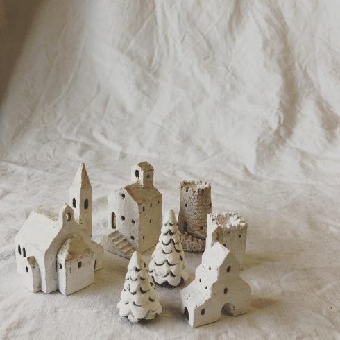 ふしぎかわいいものたち展part2出品作品〜街や村、教会、城、神殿など〜_a0137727_11090752.jpeg