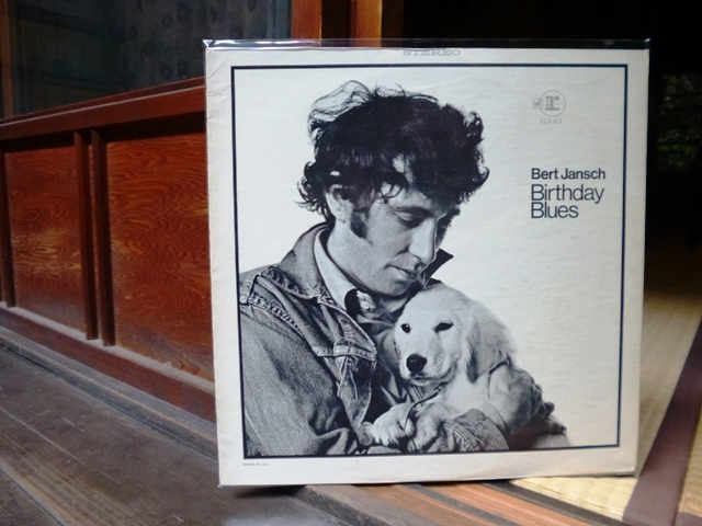 birthday blues / bert jansch_e0230141_10062916.jpg