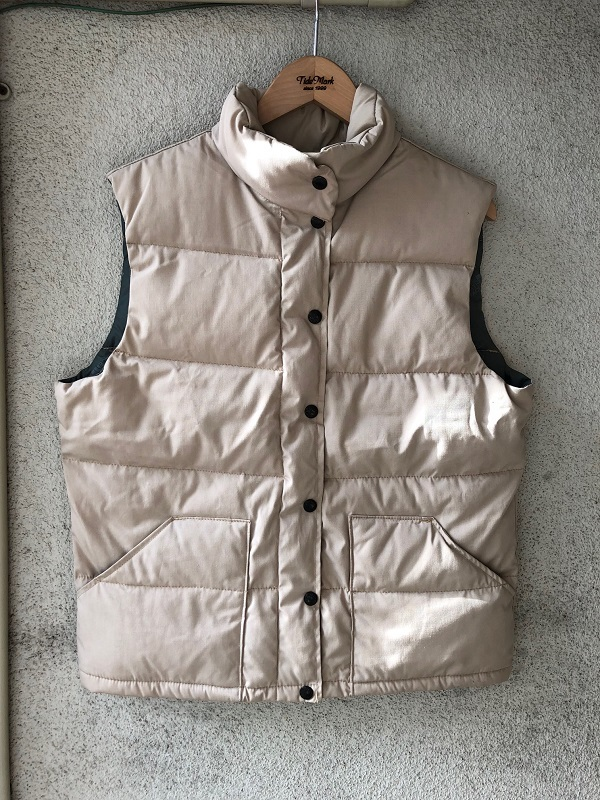 THE NORTH FACE DOWN VEST_c0146178_18215826.jpg
