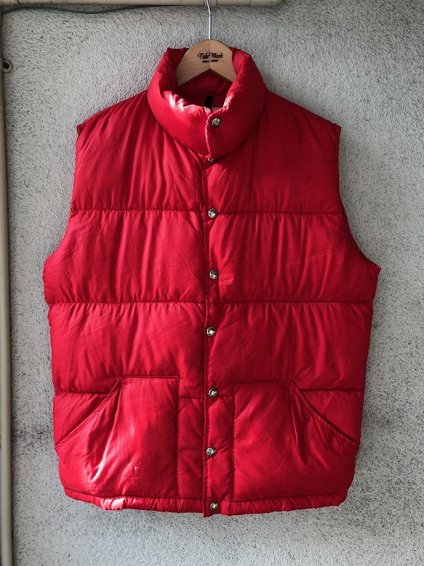 THE NORTH FACE DOWN VEST_c0146178_18315161.jpg