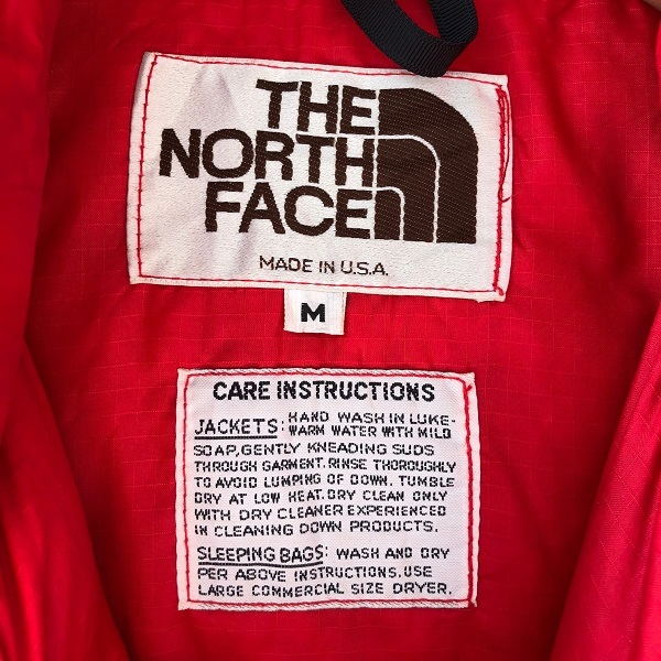 THE NORTH FACE DOWN VEST_c0146178_18320708.jpg