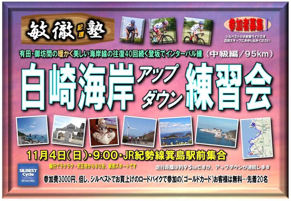 11/4(日)白崎、由良海岸堪能 中級ライド_e0363689_09452403.jpeg