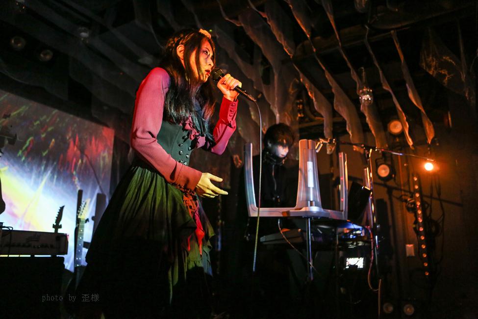 『ウクバールの四重奏』渋谷LOFT HEAVENにて_e0084214_16292409.jpg