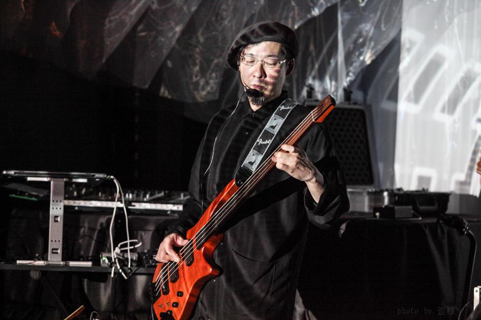 『ウクバールの四重奏』渋谷LOFT HEAVENにて_e0084214_16305020.jpg