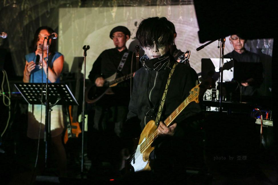 『ウクバールの四重奏』渋谷LOFT HEAVENにて_e0084214_16333826.jpg