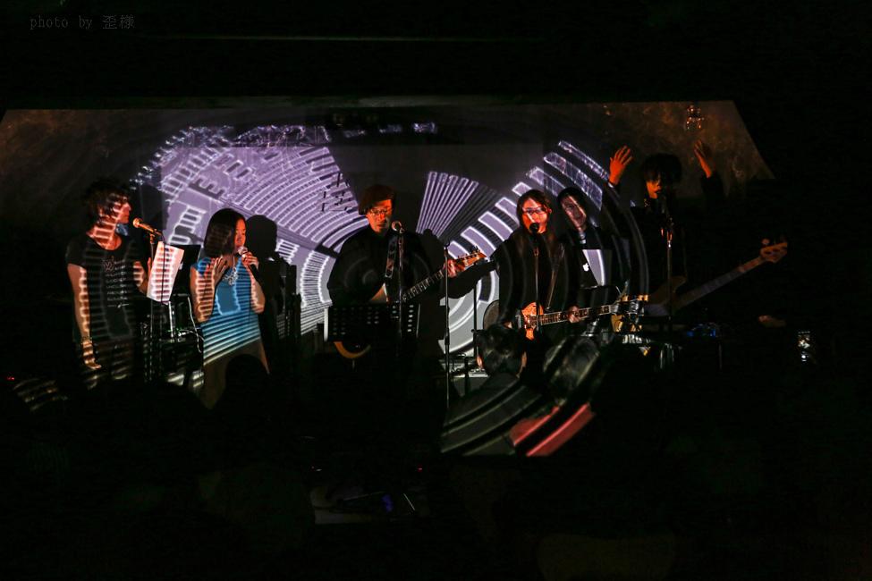 『ウクバールの四重奏』渋谷LOFT HEAVENにて_e0084214_16334139.jpg