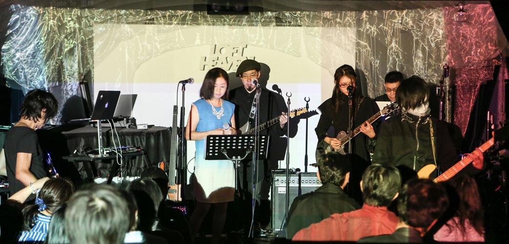 『ウクバールの四重奏』渋谷LOFT HEAVENにて_e0084214_16334402.jpg