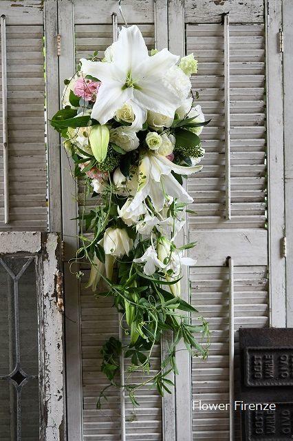 *今日は結婚式~♪*_e0159050_18372500.jpg