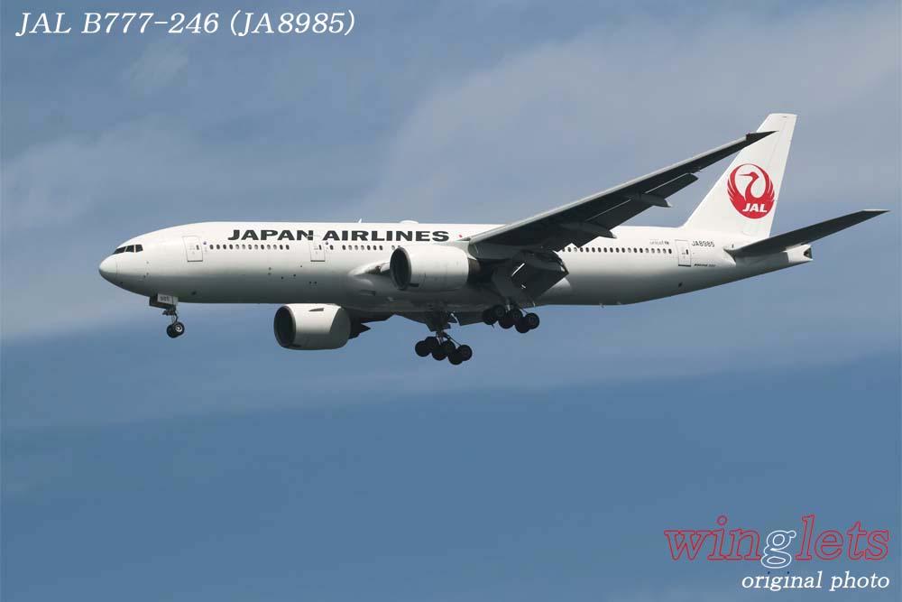 '18年 川崎・浮嶋公園レポート ・・・ JAL/JA8985_f0352866_2293523.jpg