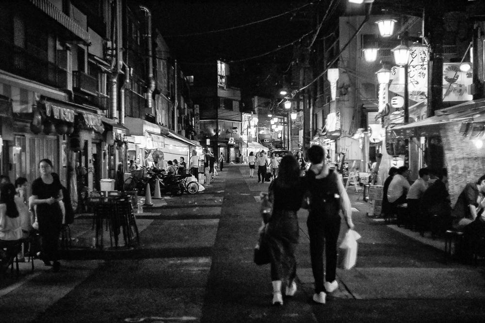 浅草 de 夜のお散歩#1_d0262570_18034326.jpg