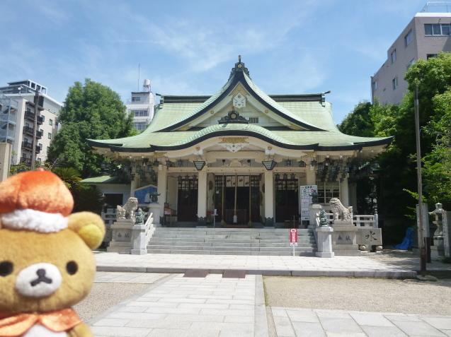 ★リラ旅 in 大阪 vol.3★_f0351775_08521981.jpg