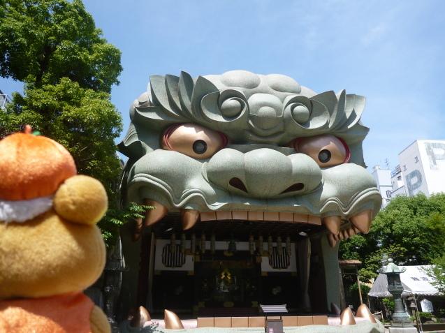 ★リラ旅 in 大阪 vol.3★_f0351775_08573006.jpg