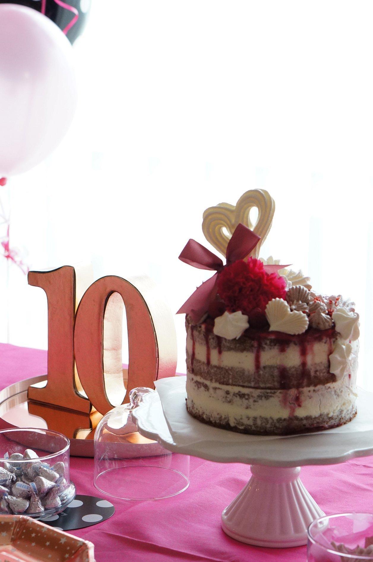 バービーの誕生日ケーキ_d0339705_09190965.jpg