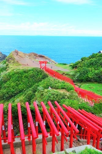 元乃隅稲成神社と長門の旅_c0303307_12575515.jpg