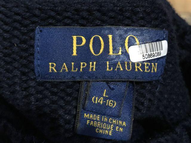 11月8日(月)入荷!POLO RALPH LAUREN 星条旗柄ニット!_c0144020_15143665.jpg