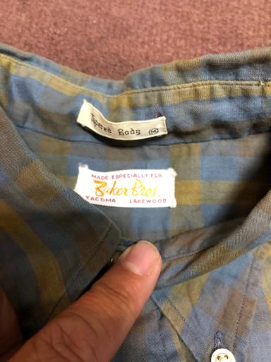 10/8(月)入荷!60s all cotton プルオーバーシャツ_c0144020_21163770.jpg