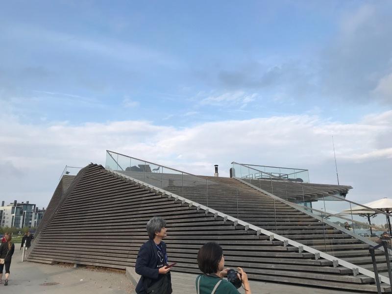 ■北欧近代建築を巡る旅 アールト&アスプルンド 5日目 フィンランドサウナを体験!!_f0165030_18322665.jpg
