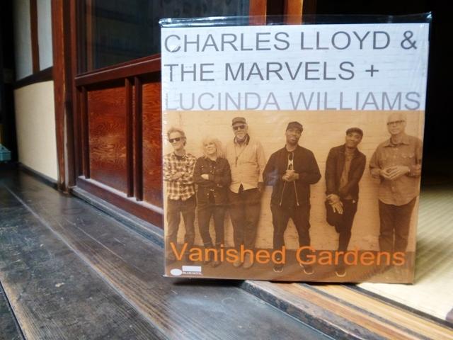 vanished gardens / charles lloyd & the marvels + lucinda williams_e0230141_20153169.jpg